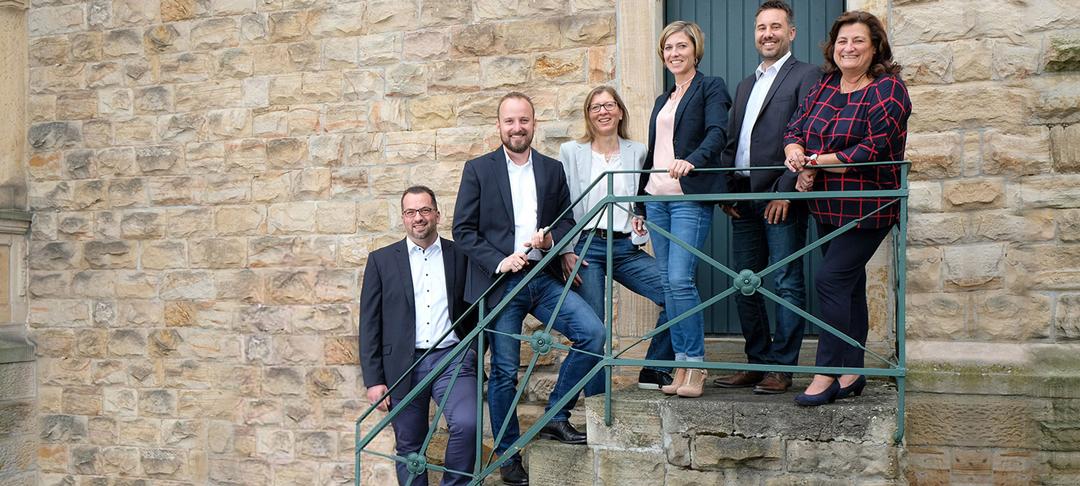 Das Team von Wieland Finanz
